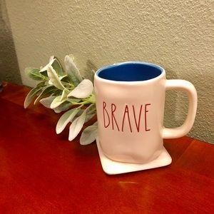 Rae Dunn Brave Mug